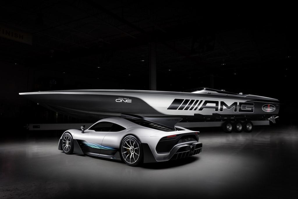 Du thuyền 3.100 mã lực lấy cảm hứng Mercedes-AMG Project One-4
