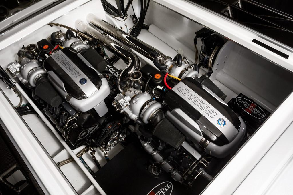 Du thuyền 3.100 mã lực lấy cảm hứng Mercedes-AMG Project One-5