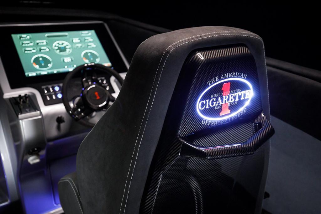 Du thuyền 3.100 mã lực lấy cảm hứng Mercedes-AMG Project One-6