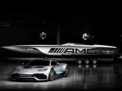 Du thuyền 3.100 mã lực lấy cảm hứng Mercedes-AMG Project One