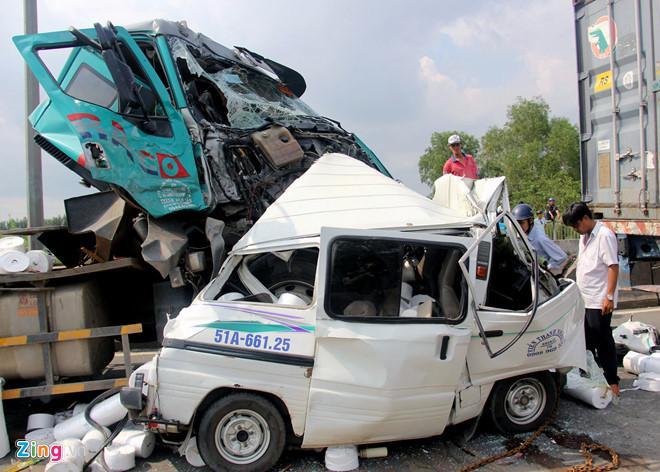 155 người chết vì tai nạn giao thông 5 ngày nghỉ Tết-1