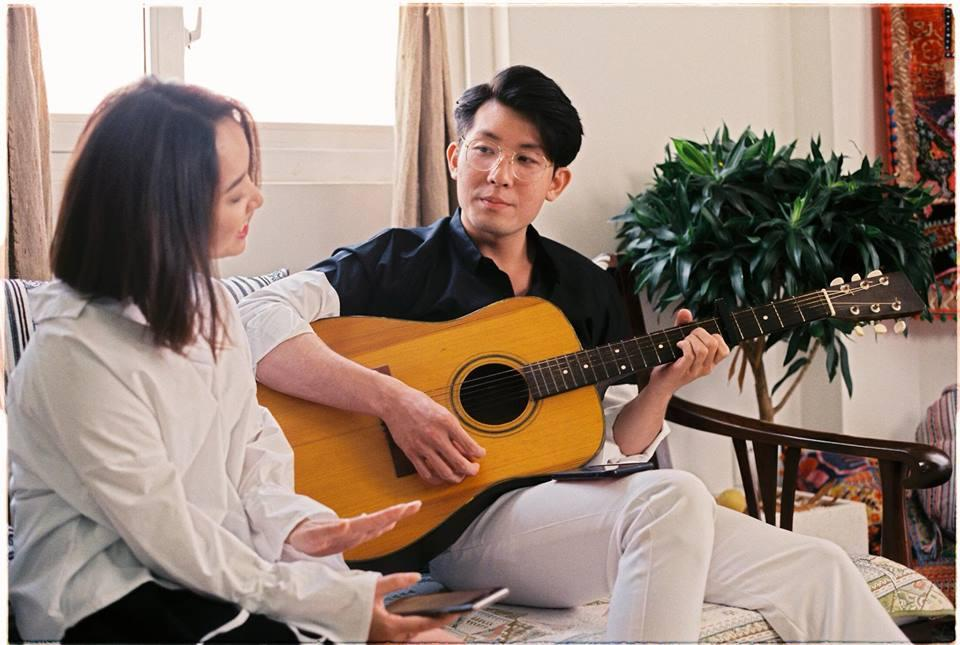 Rời Vì yêu mà đến cặp đôi Gia Linh - Hoàng Phi tung clip người đàn người hát siêu ngọt ngào-3