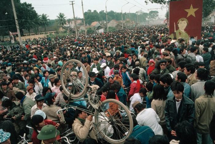 Loạt ảnh cực quý Tết Hà Nội năm 1989-1