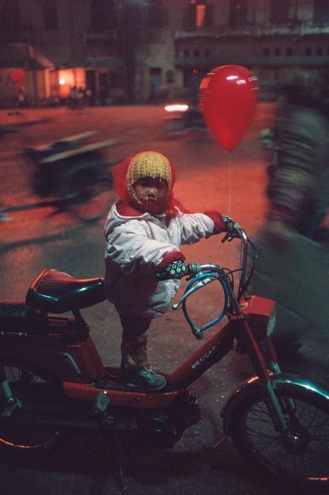 Loạt ảnh cực quý Tết Hà Nội năm 1989-4