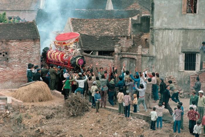 Loạt ảnh cực quý Tết Hà Nội năm 1989-8