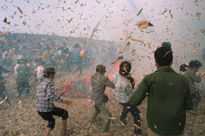 Loạt ảnh cực quý Tết Hà Nội năm 1989-9