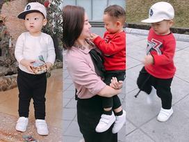 Hot girl - hot boy Việt: Trọn bộ ảnh đi chơi tết không thể yêu hơn của mẹ con Ly Kute