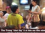 Thu Trang thấy sượng khi đóng cảnh nóng mùi mẫn cùng chồng-4