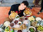Tết của các tuyển thủ U23 Việt Nam: Mỗi bức ảnh hàng trăm nghìn lượt like