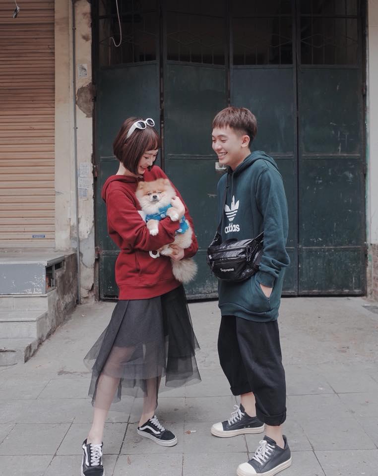Hot girl - hot boy Việt: Minh Châu hội ngộ Trung Dũng Sĩ cùng song ca phía sau vô lăng-8