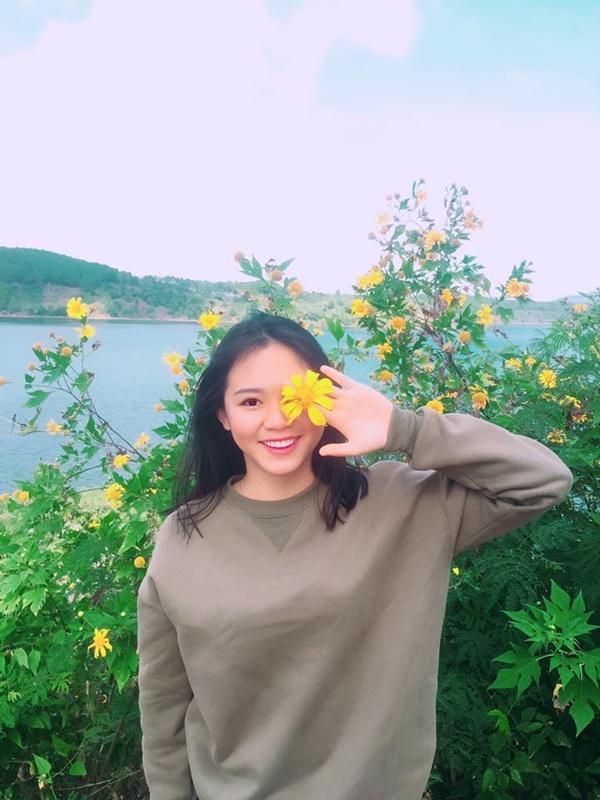 Sau Xuân Trường đến lượt Duy Pinky của U23 Việt Nam hé lộ về bạn gái xinh đẹp, đa tài?-8