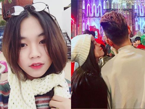 Sau Xuân Trường đến lượt Duy Pinky của U23 Việt Nam hé lộ về bạn gái xinh đẹp, đa tài?