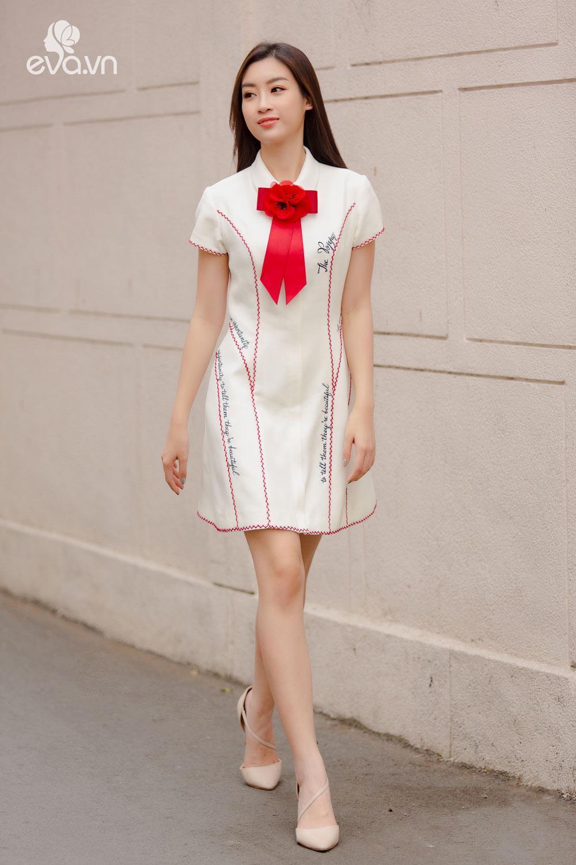 Chiếc váy khiến Hoa hậu Đỗ Mỹ Linh, Chi Pu và Angela Phương Trinh đều mê mẩn-2