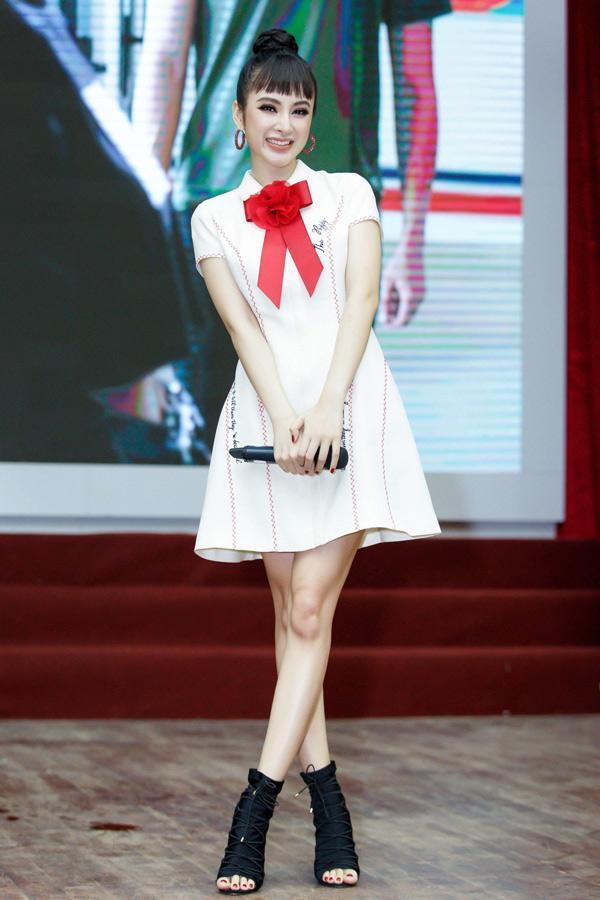 Chiếc váy khiến Hoa hậu Đỗ Mỹ Linh, Chi Pu và Angela Phương Trinh đều mê mẩn-4