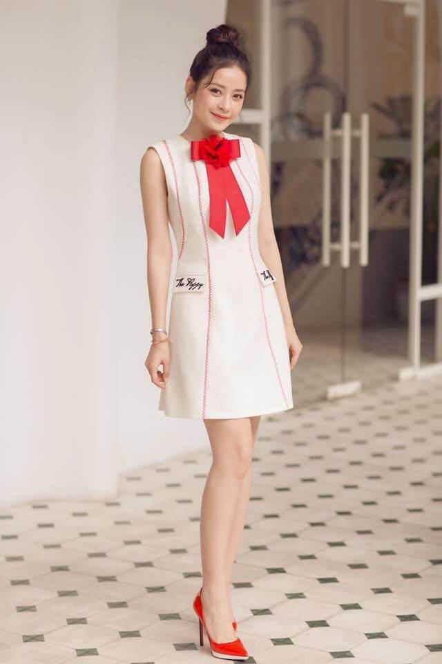 Chiếc váy khiến Hoa hậu Đỗ Mỹ Linh, Chi Pu và Angela Phương Trinh đều mê mẩn-7