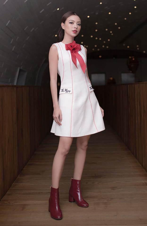 Chiếc váy khiến Hoa hậu Đỗ Mỹ Linh, Chi Pu và Angela Phương Trinh đều mê mẩn-9
