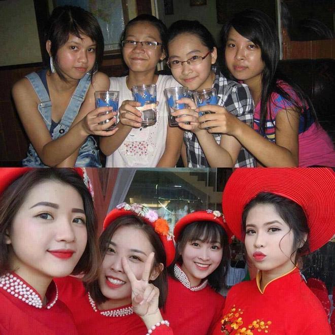 Phát sốt trước hình ảnh dậy thì thành công của hội bạn thân gồm 4 cô nàng cực xinh đẹp-1