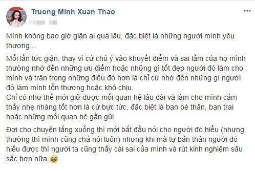 Hot girl - hot boy Việt: Bạn gái Phan Thành chia sẻ bí quyết giữ mối quan hệ lâu dài-1