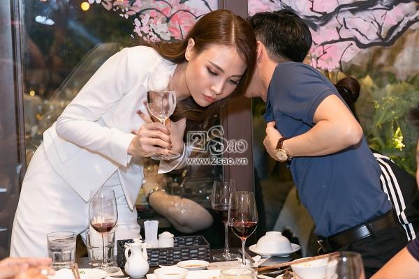 Cường Đô La thân thiết với mẹ Đàm Thu Trang trong bữa tiệc gia đình-6