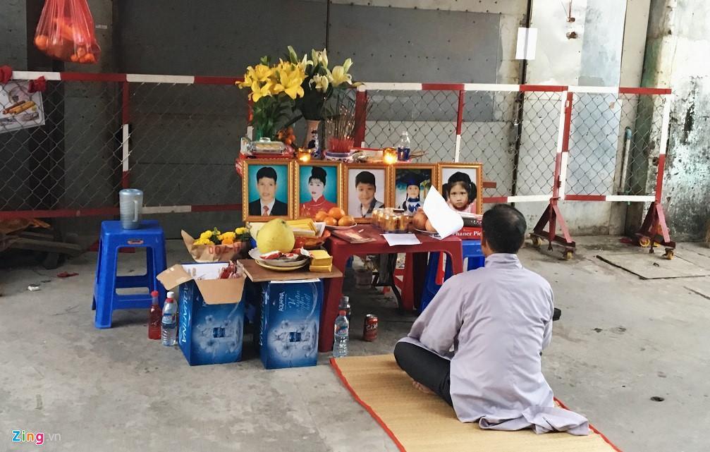 Cả xóm như không có Tết sau vụ 5 người bị sát hại ở Sài Gòn-1