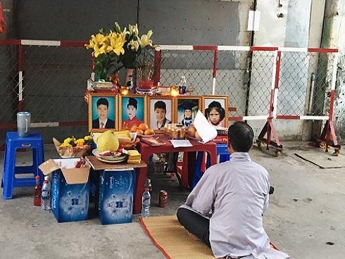 Cả xóm như không có Tết sau vụ 5 người bị sát hại ở Sài Gòn