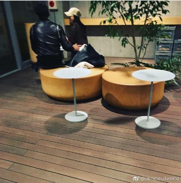 Vợ chồng Bi Rain - Kim Tae Hee du lịch Nhật Bản đầu năm-2
