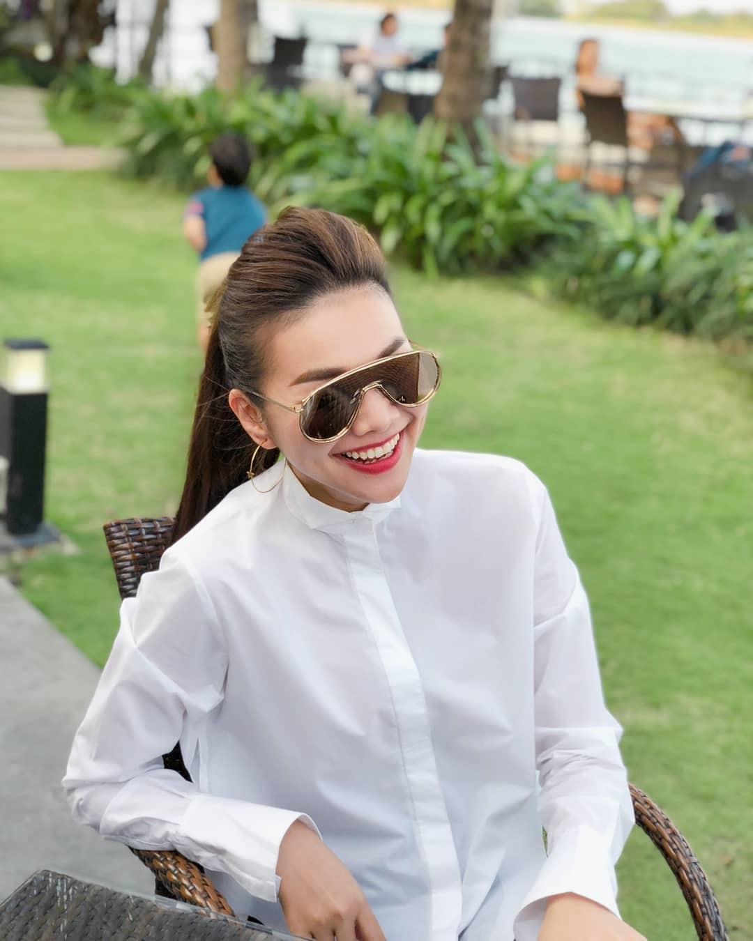 Tin sao Việt: Tăng Thanh Hà hạnh phúc trong vòng tay ông xã ở dinh thự triệu đô-4
