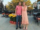 Tin sao Việt: Tăng Thanh Hà hạnh phúc trong vòng tay ông xã ở dinh thự triệu đô