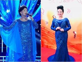 Sina khen ngợi Jun Phạm hóa thân thành diễn viên gạo cội Tiết Gia Yến giống tới 99,9%