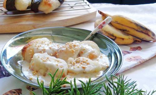 Chuối thừa sau Tết hô biến thành nhiều món tuyệt ngon đảm bảo không còn thừa một quả-4