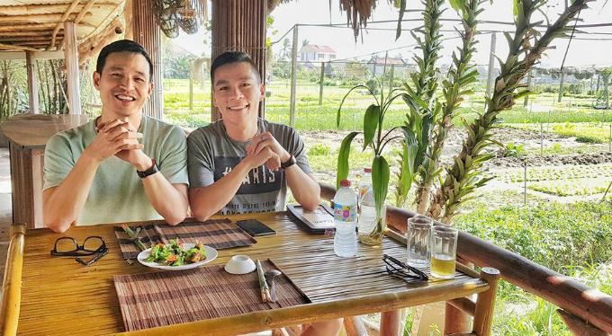 Chuyến du xuân ngập tràn nắng ấm của sao Việt-6