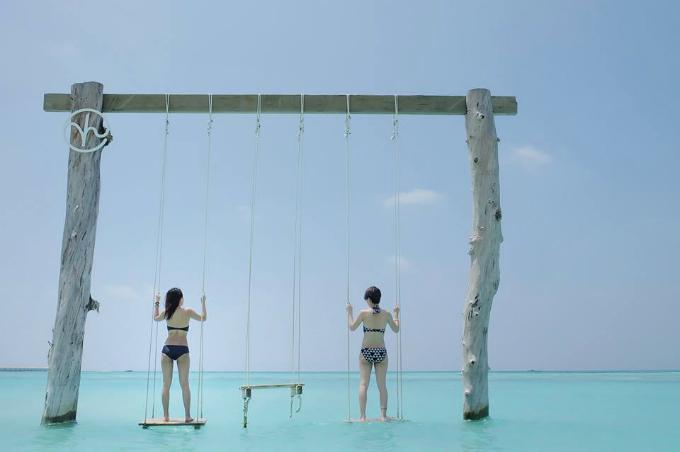 Chuyến du xuân ngập tràn nắng ấm của sao Việt-9