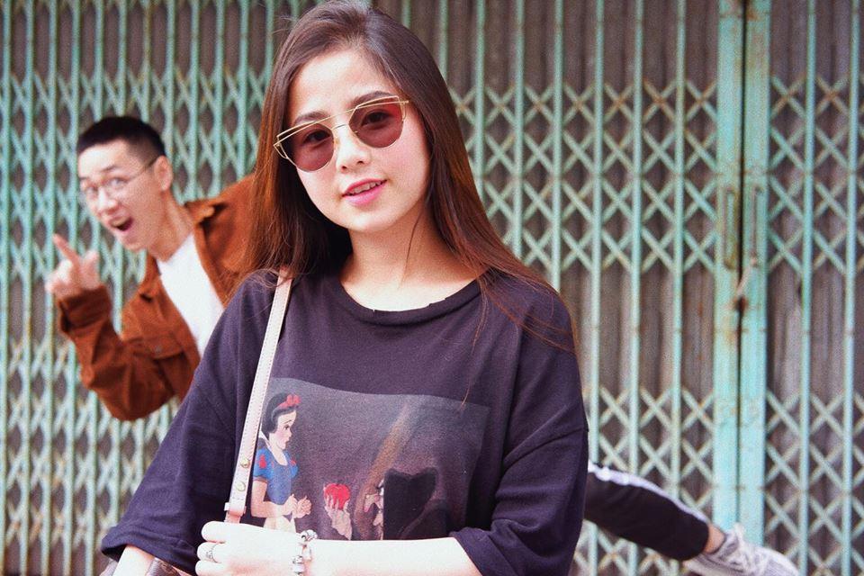 Hot girl - hot boy Việt: Trang Cherry trổ tài diễn sâu trong cover Buồn của anh-7