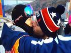 Olympic 2018: Khoảnh khắc của nam vận động viên Mỹ gây xúc động mạnh