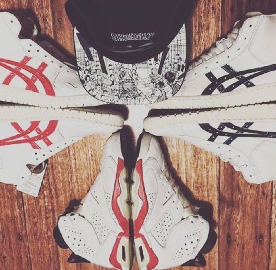 Ngất ngây trước bộ sưu tập giầy sneaker đắt đỏ của Harry Lu-4