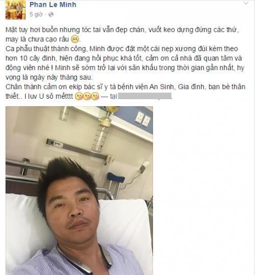 Không chỉ Harry Lu, nhiều Sao Việt cũng từng gặp tai nạn nguy hiểm đến tính mạng-4