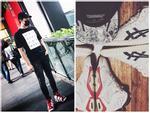 Goo Hara lên đường tham dự tuần lễ thời trang Milan, nhưng đôi giày nhìn như cây giò lụa của cô nàng mới là trung tâm bàn tán-8