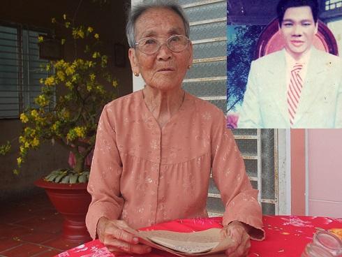 Phút trùng phùng của liệt sĩ trở về nhà sau 33 năm 'hy sinh'