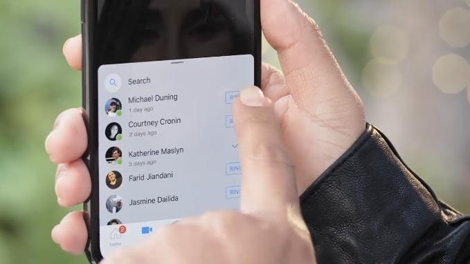 Facebook Mesenger nâng cấp tính năng gọi nhóm-2