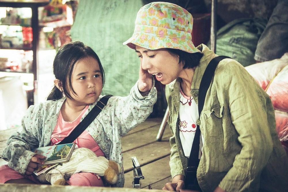 Thu Trang thấy sượng khi đóng cảnh nóng mùi mẫn cùng chồng-1