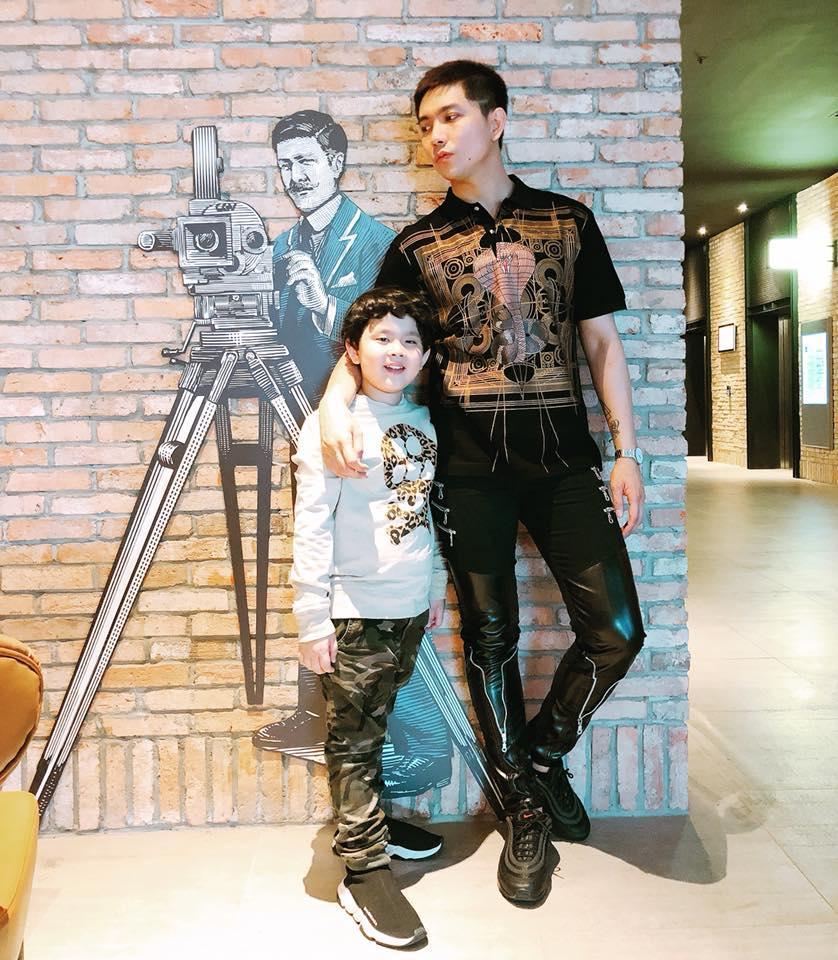 Trương Quỳnh Anh và Tim né tránh chung đôi dù cùng đưa con đi xem phim?-4