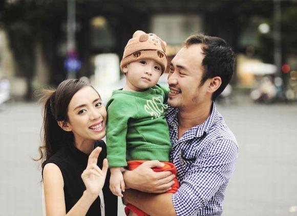 Thu Trang thấy sượng khi đóng cảnh nóng mùi mẫn cùng chồng-3