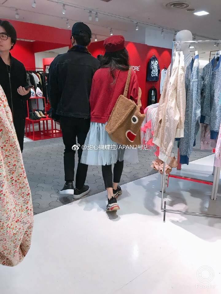 Lý Thần dành hẳn một ngày để dẫn Phạm Băng Băng đi mua sắm-2