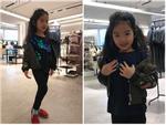 Mới 5 tuổi, bé Thỏ nhà siêu mẫu Xuân Lan đã bộc lộ tố chất người mẫu