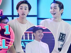 Thể hiện 'Sống xa anh chẳng dễ dàng' quá đỉnh, Tài Smile khiến BB Trần và Hải Triều 'quay lưng' với nhau