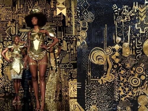 Vừa lọt Top 10 Hot 100 chưa ấm chỗ, nhạc phim 'Black Panther' đã bị tố đạo nhái