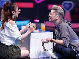 Vì yêu mà đến: 'Dụ' được Bảo Kun tháo mắt kính, cô sinh viên trường Sân khấu vẫn ra về một mình