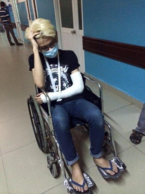 Không chỉ Harry Lu, nhiều Sao Việt cũng từng gặp tai nạn nguy hiểm đến tính mạng-9