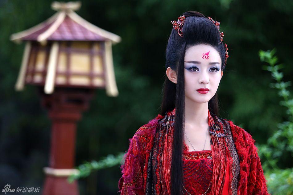 Triệu Lệ Dĩnh: Từ cô gái nông thôn đến Nữ vương màn ảnh Hoa ngữ-4