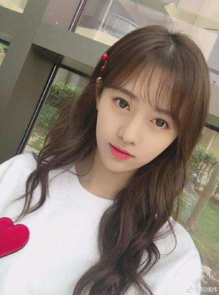 7 hot girl sinh năm 1994 nổi tiếng trên mạng xã hội Trung Quốc-2